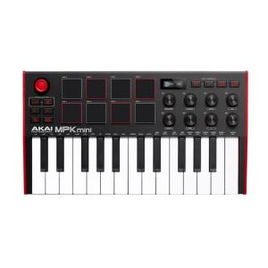 AKAI PRO KAP MPKMINIMKIII - Mini touches - USB 25 mini notes 8 pads écran OLED