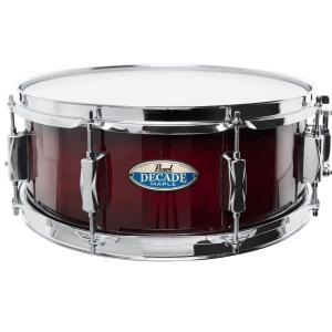 "PEARL PPS DMP1455SC-261 - caisses claires 14x5.5"" Gloss Deep Red Burst"