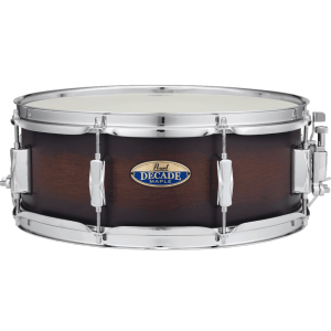 "PEARL PPS DMP1455SC-260 - caisses claires 14x5.5"" Satin Brown Burst"
