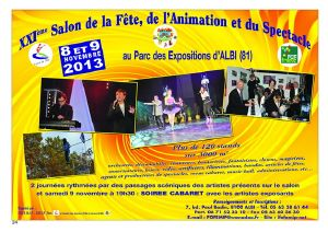 Salon Anim'ville Grand Sud 2013